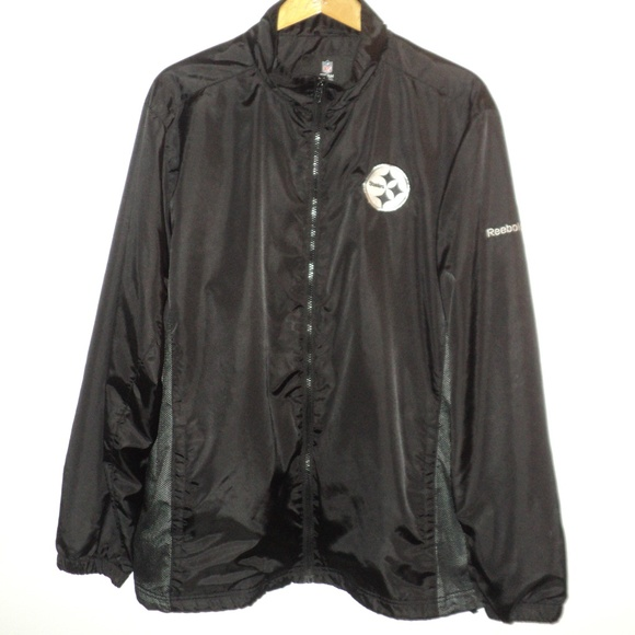 NFL Other - Pittsburgh Steelers Men's XL Jacket Black Zipped